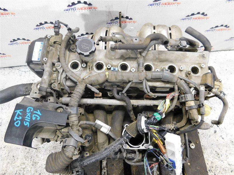 Двигатель Toyota Markii Wagon Blit GX115 1G-FE