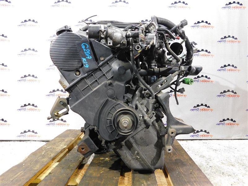 Двигатель Honda Ascot CE4 G20A