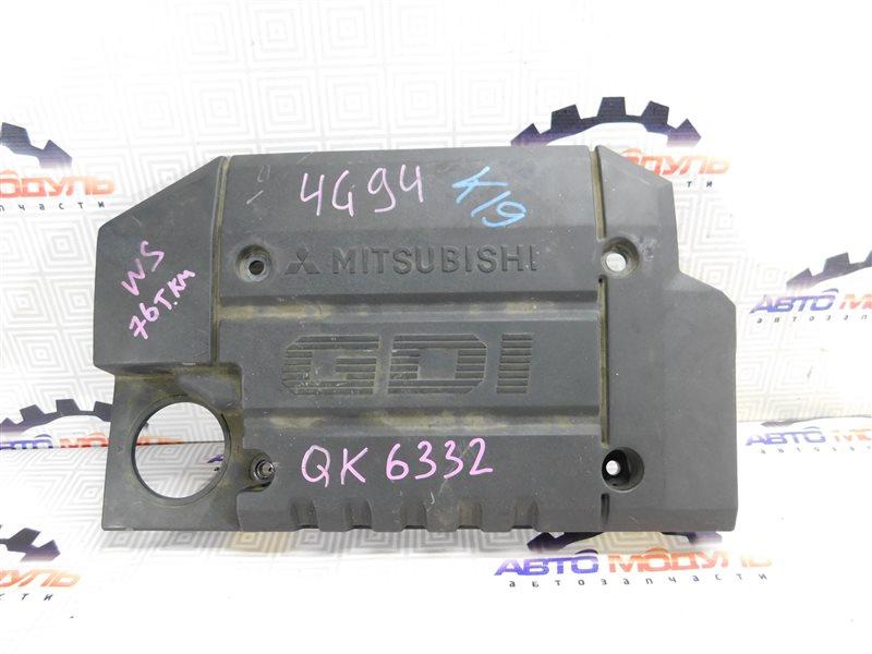 Крышка двс декоративная Mitsubishi Galant EA7A 4G94