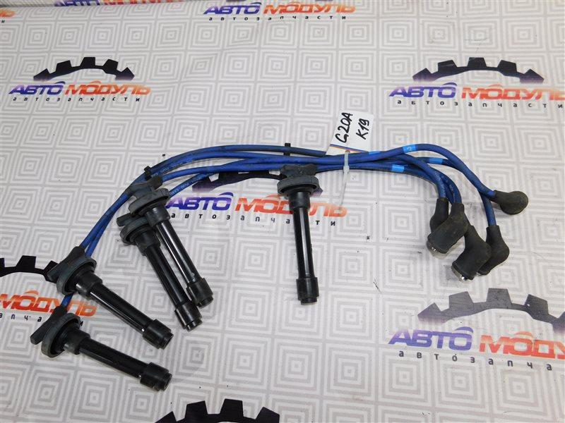 Провода высокого напряжения Honda Ascot CE4 G20A