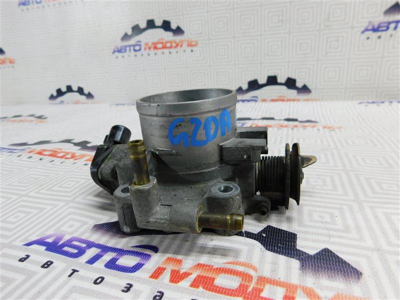 Дроссельная заслонка Honda Ascot CE4 G20A