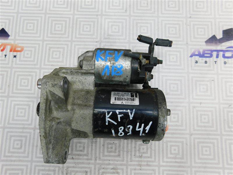 Стартер Peugeot KFW