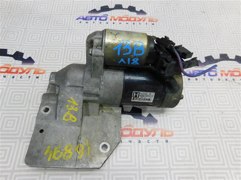 Стартер Mazda Rx-8 SE3P 13B