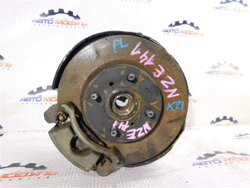 Диск тормозной Toyota Corolla Axio NZE141-6033926 1NZ-FE 2007 передний