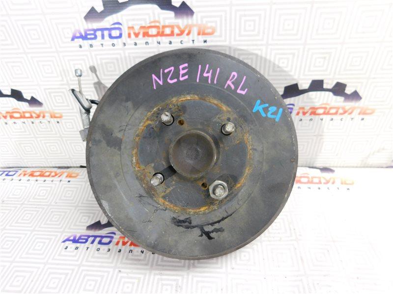 Барабан тормозной Toyota Corolla Axio NZE141-6033926 1NZ-FE 2007 задний