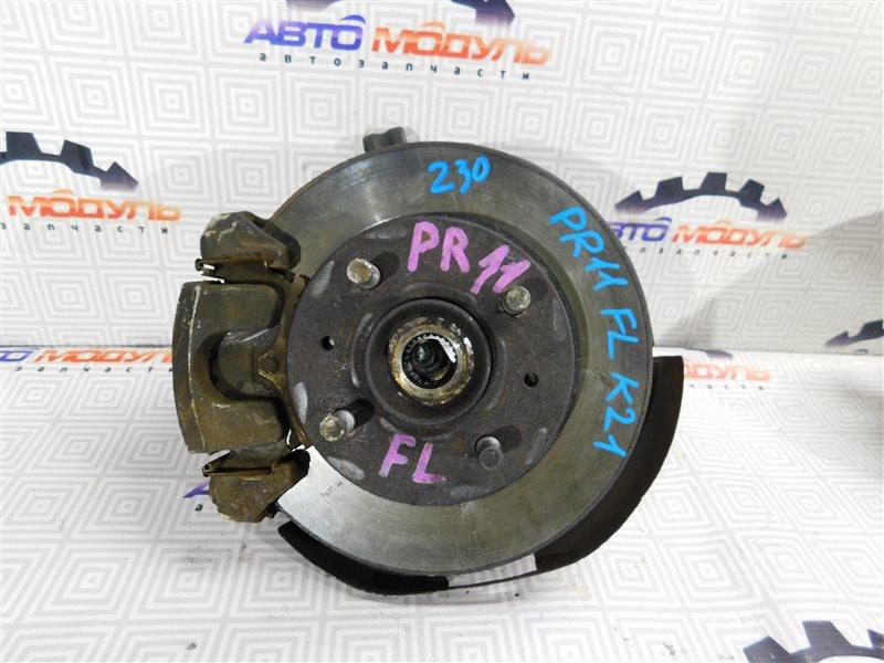 Диск тормозной Nissan Presea R11 передний