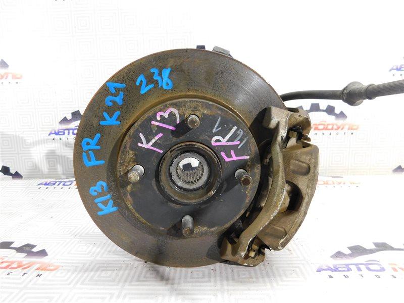 Диск тормозной Nissan March K13 передний