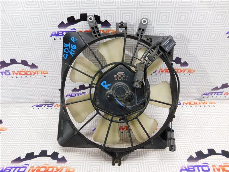 Диффузор радиатора Honda Fit GD1 L13A правый