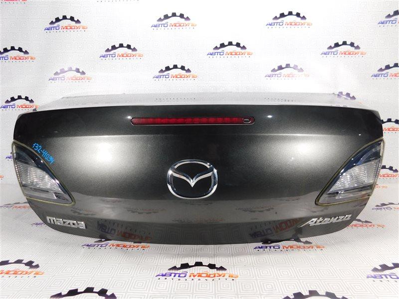 Крышка багажника Mazda Atenza GH5AP