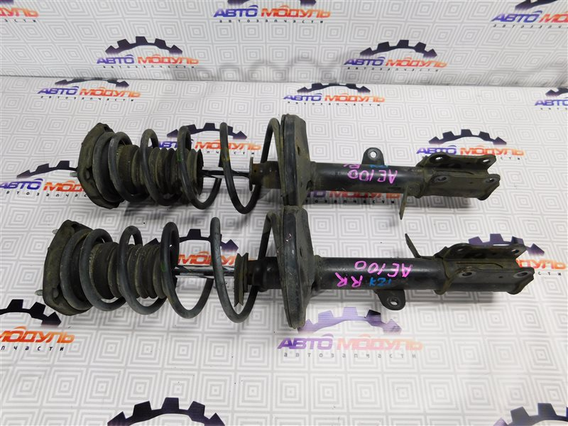 Стойка Toyota Sprinter AE100-5010711 5A-FE 1991 задняя правая