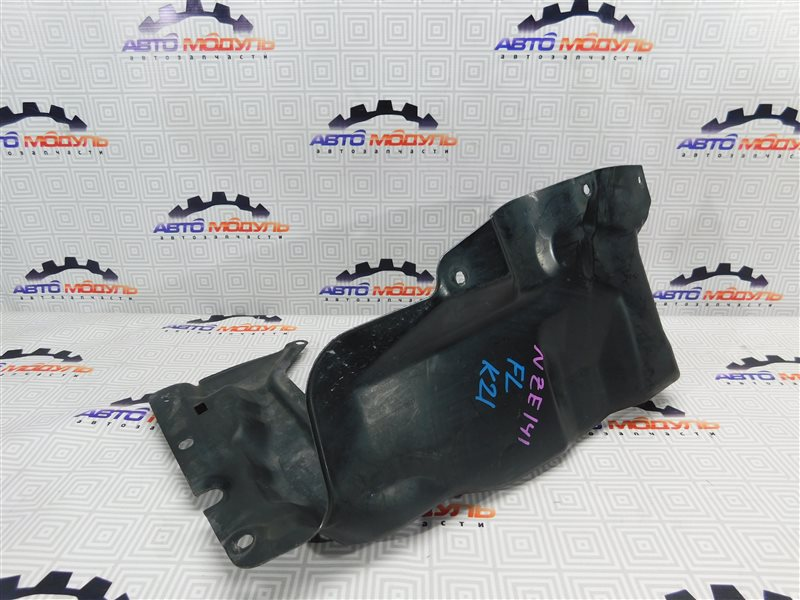 Защита двигателя Toyota Corolla Axio NZE141-6033926 1NZ-FE 2007 левая