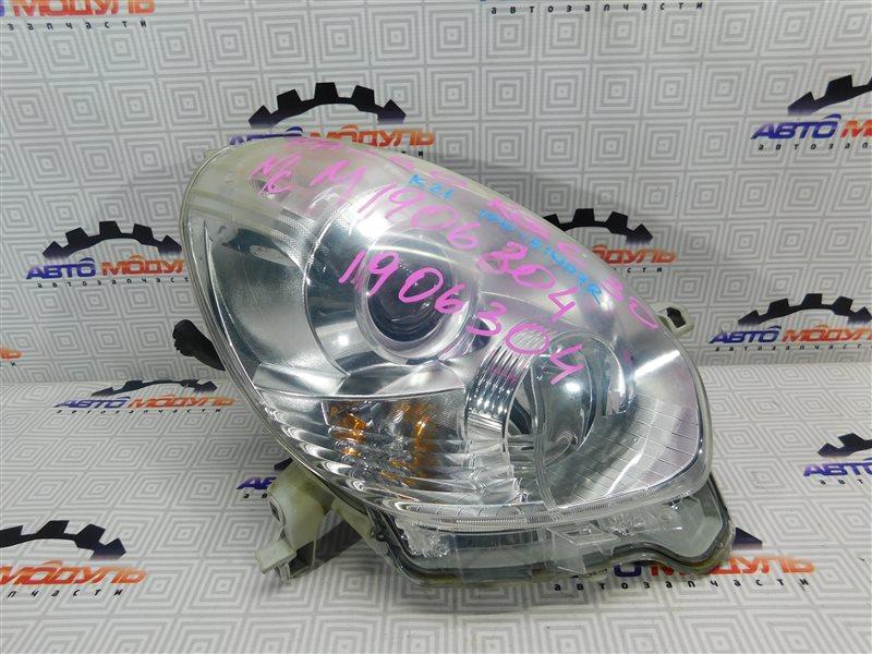 Фара Toyota Passo KGC30 правая