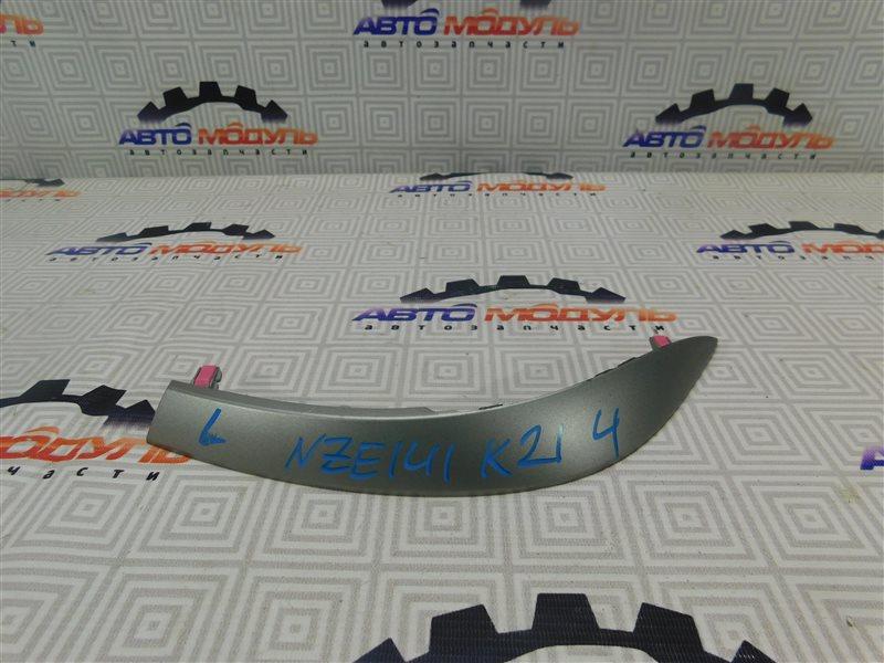 Накладка консоли Toyota Corolla Axio NZE141-6033926 1NZ-FE 2007 левая