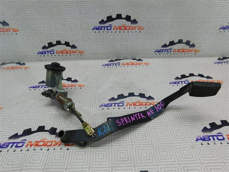 Главный цилиндр сцепления Toyota Sprinter AE100-5010711 5A-FE 1991