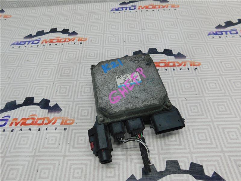 Блок управления рулевой рейкой Mazda Atenza GHEFP