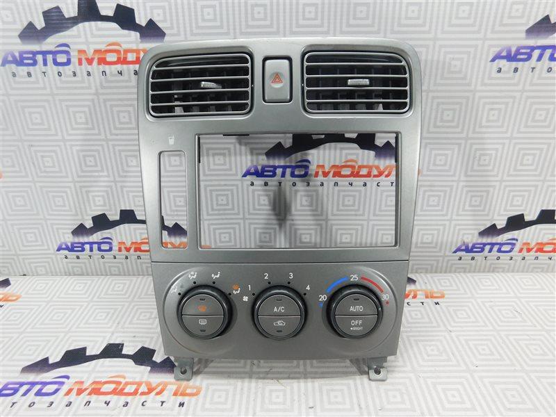 Блок управления климат-контролем Subaru Forester SG5-004087 EJ205 2002
