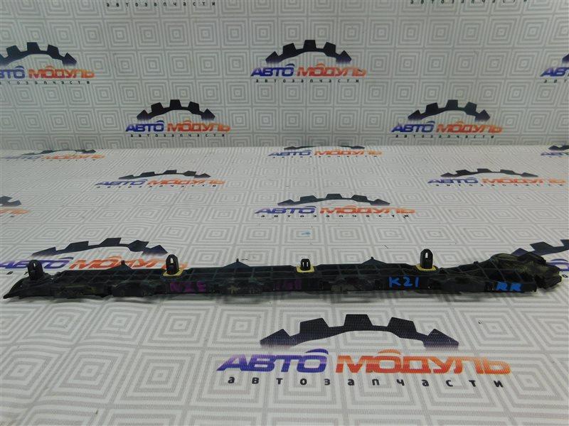 Крепление бампера Toyota Corolla Axio NZE141-6033926 1NZ-FE 2007 заднее правое