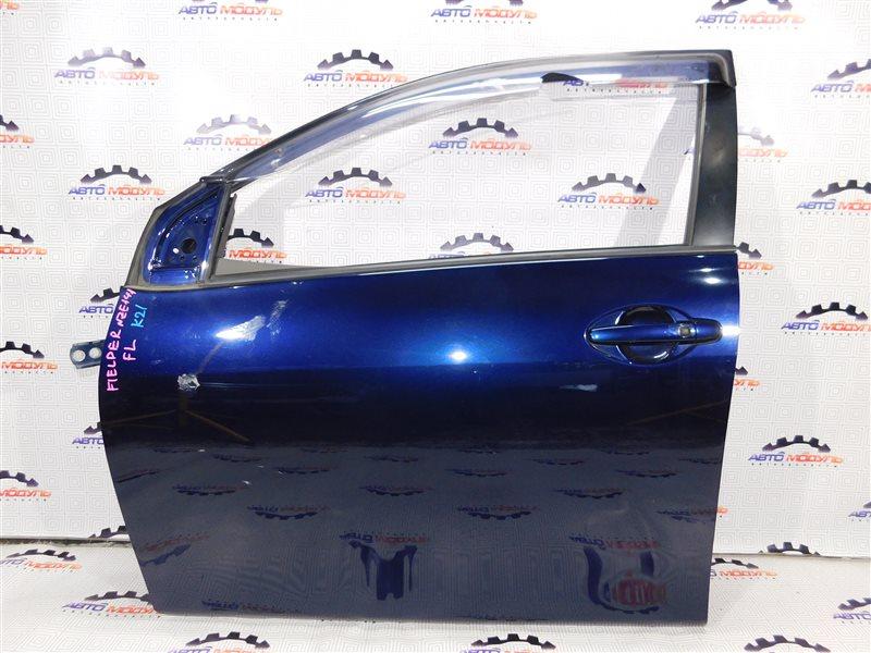 Стеклоподъемник Toyota Corolla Fielder NZE141-9027821 1NZ-FE 2007 передний левый