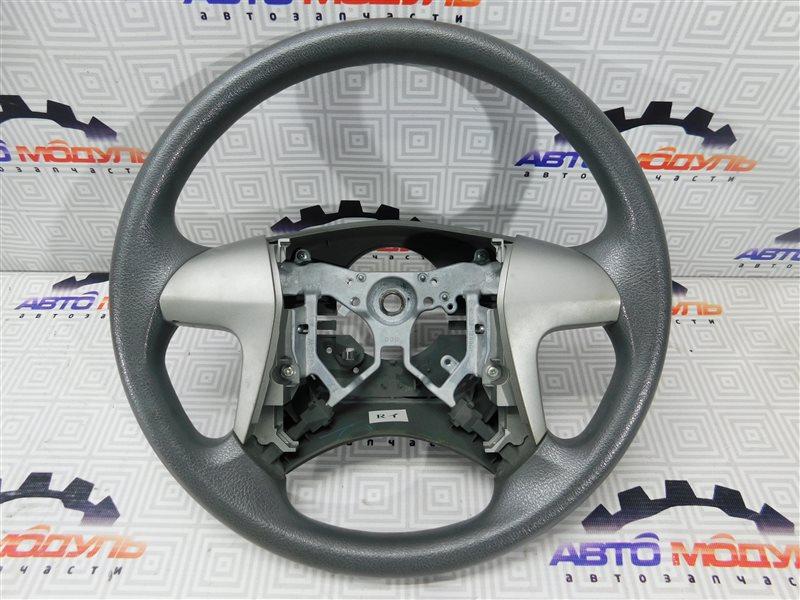 Руль Toyota Corolla Axio NZE141-6033926 1NZ-FE 2007