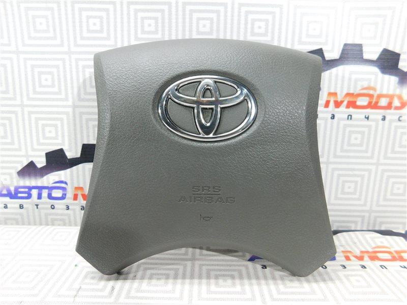 Airbag на руль Toyota Corolla Axio NZE141-6033926 1NZ-FE 2007