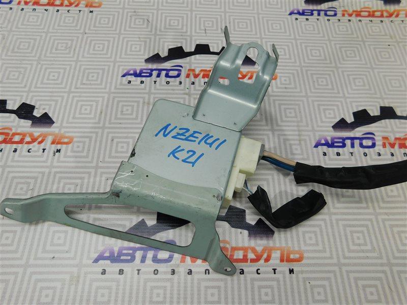 Блок управления рулевой рейкой Toyota Corolla Fielder NZE141-9027821 1NZ-FE 2007