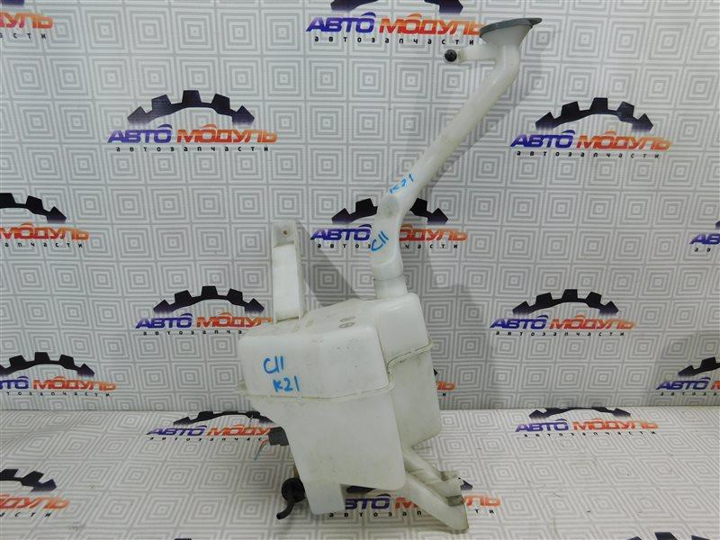 Бачок омывателя Nissan Tiida C11