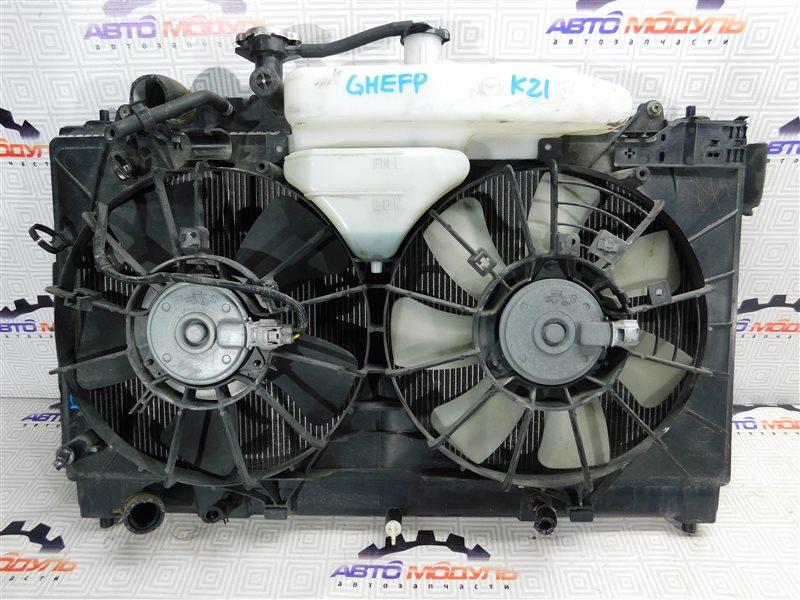 Радиатор основной Mazda 6 GHEFP LF-VE