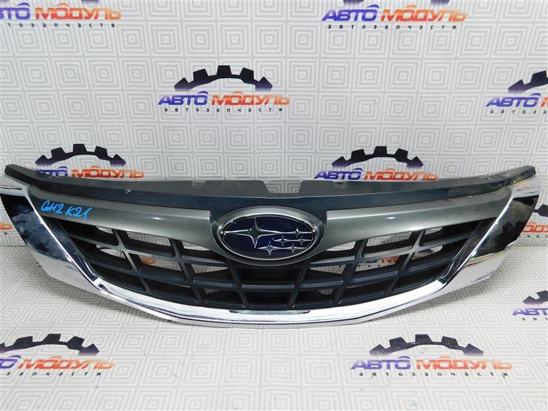 Решетка радиатора Subaru Impreza GH2