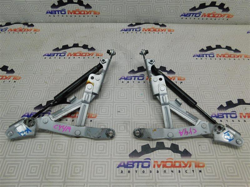 Петля крышки багажника Mitsubishi Lancer X CY4A-0109367 4B11 2008 задняя