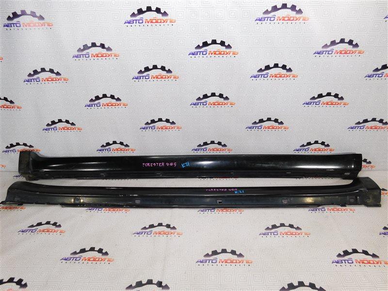 Порог Subaru Forester SG5-004087 EJ205 2002