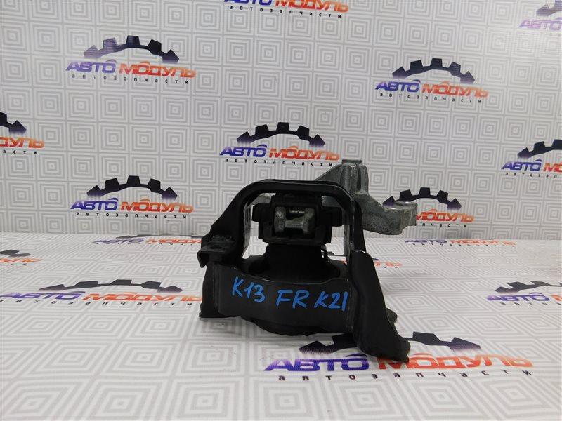 Подушка двигателя Nissan March K13 HR12DE правая
