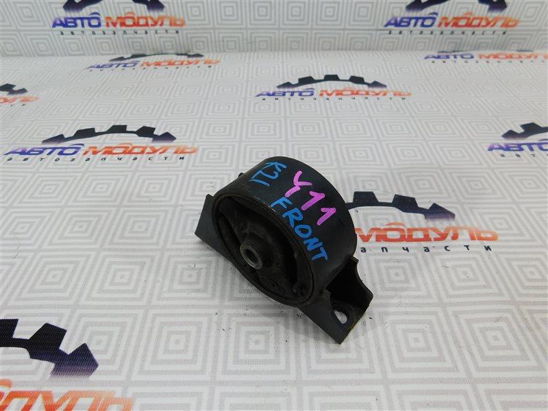 Подушка двигателя Nissan Ad VY11 QG15 задняя