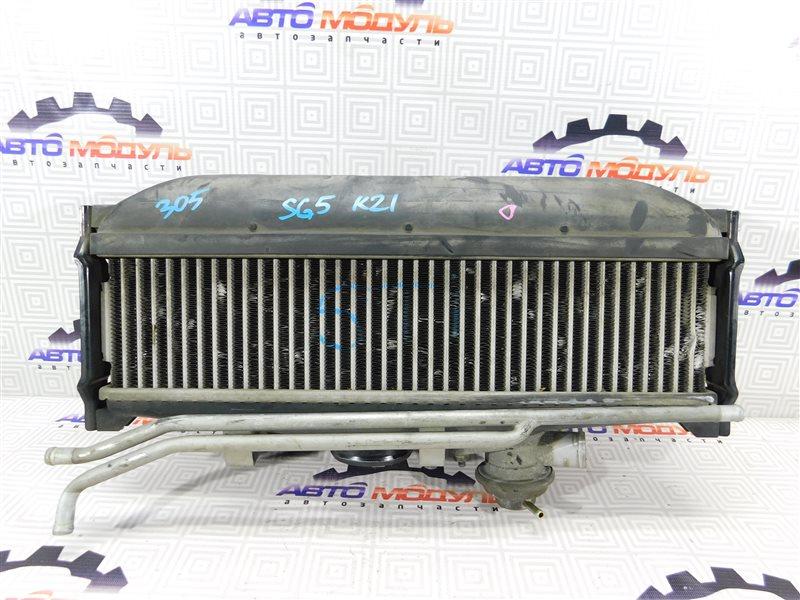 Интеркулер Subaru Forester SG5-004087 EJ205 2002