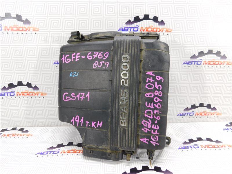 Корпус воздушного фильтра Toyota Crown GS151 1G-FE