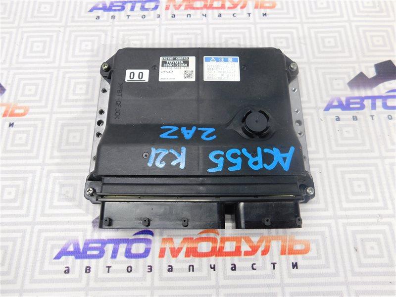 Компьютер двс Toyota Estima ACR55 2AZ