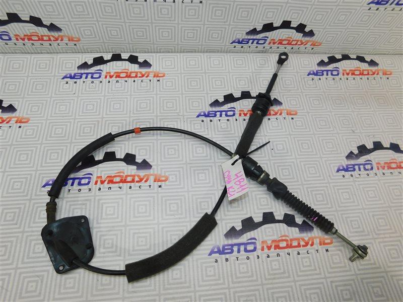 Трос переключения акпп Mitsubishi Lancer X CY4A-0109367 4B11 2008