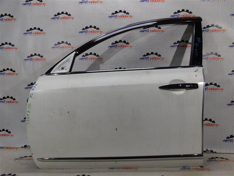 Дверь Nissan Teana J32-013317 VQ25-DE передняя левая
