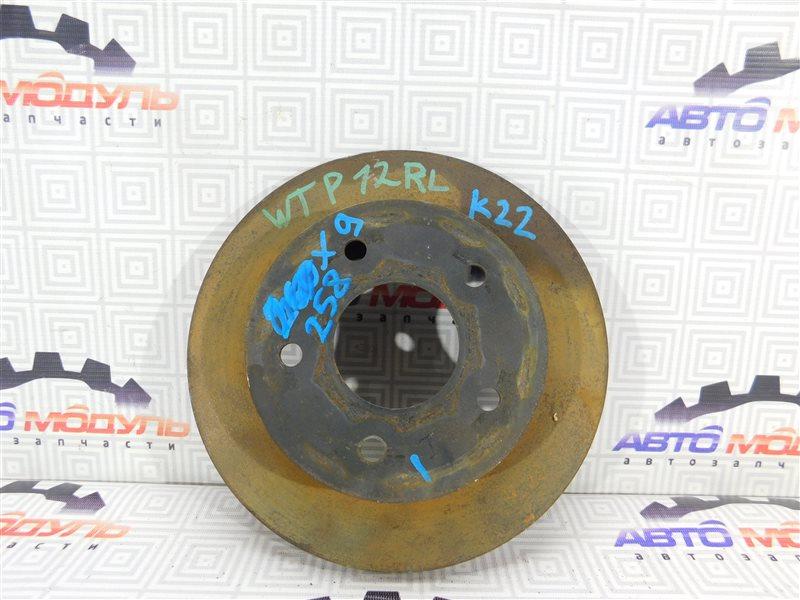 Диск тормозной Nissan Primera TP12 задний