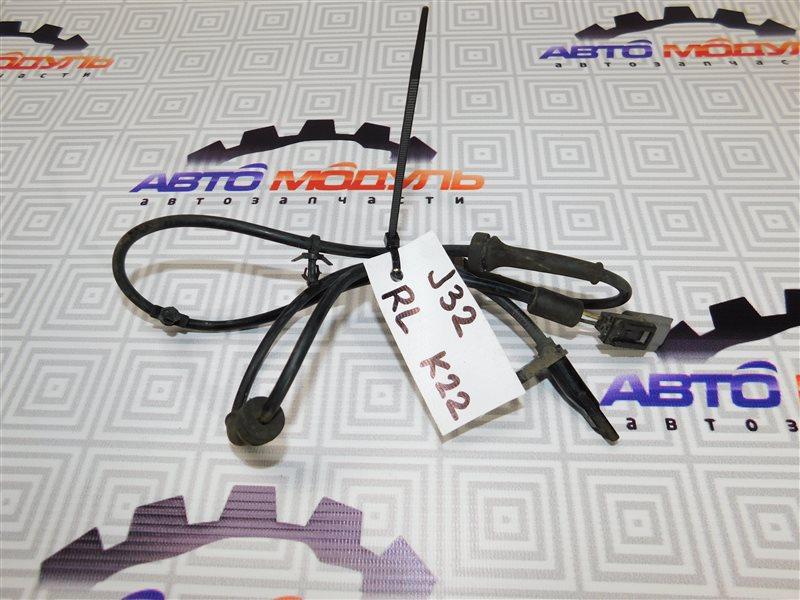 Датчик abs Nissan Teana J32-013317 VQ25-DE задний левый
