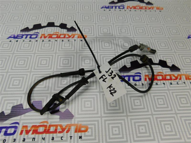 Датчик abs Nissan Teana J32-013317 VQ25-DE передний левый