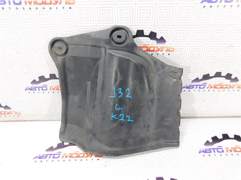Защита двигателя Nissan Teana J32-013317 VQ25-DE левая