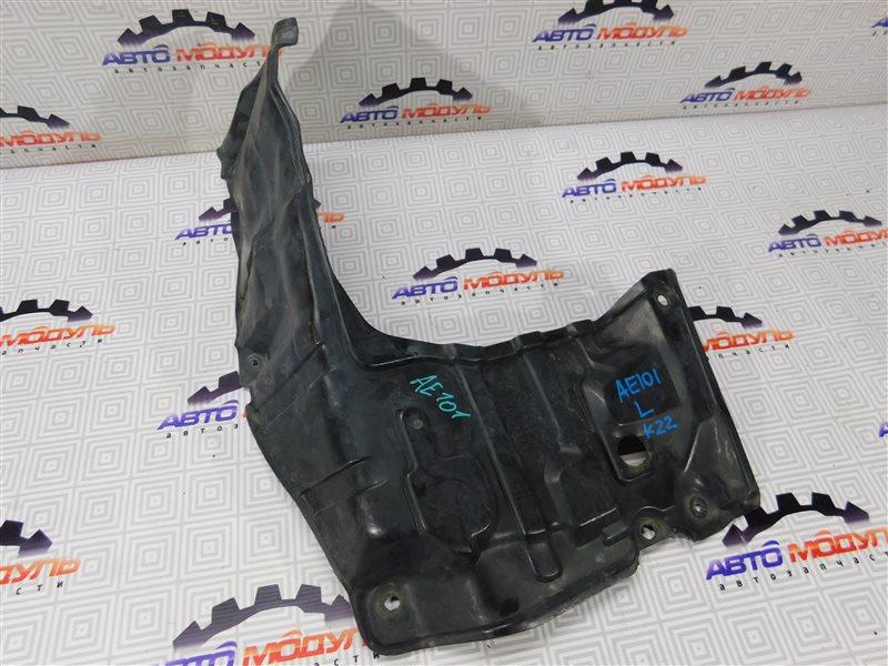 Защита двигателя Toyota Sprinter Trueno AE101-5090734 4A-FE 1992 левая