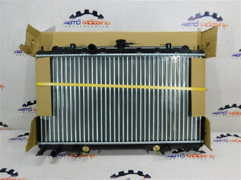 Радиатор основной Nissan Sunny B15 QG13