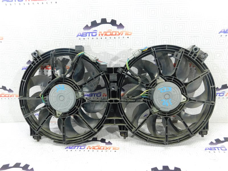 Диффузор радиатора Nissan Teana J32-013317 VQ25-DE