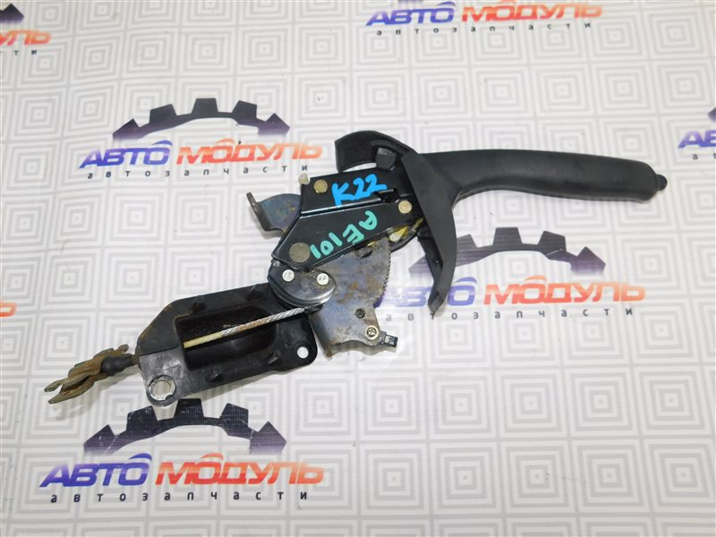 Ручка ручника Toyota Sprinter Trueno AE101-5090734 4A-FE 1992