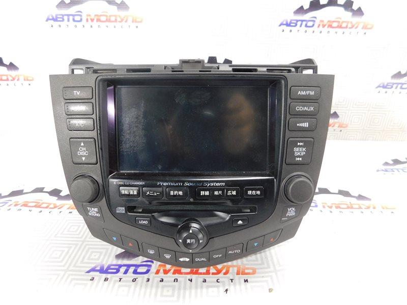 Блок управления климат-контролем Honda Accord CM2-1005510 K24A