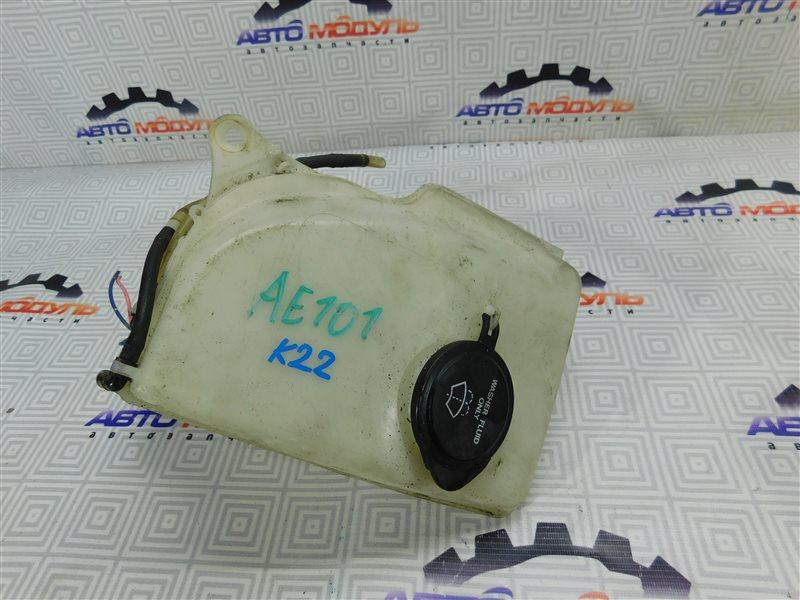 Бачок омывателя Toyota Sprinter Trueno AE101-5090734 4A-FE 1992
