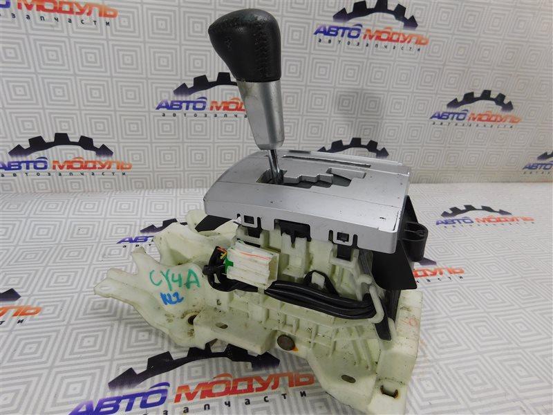 Селектор акпп Mitsubishi Lancer X CY4A-0303105 4B11 2009