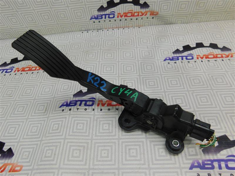 Педаль газа Mitsubishi Lancer X CY4A-0303105 4B11 2009
