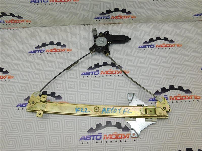 Стеклоподъемник Toyota Sprinter Trueno AE101-5090734 4A-FE 1992 передний левый
